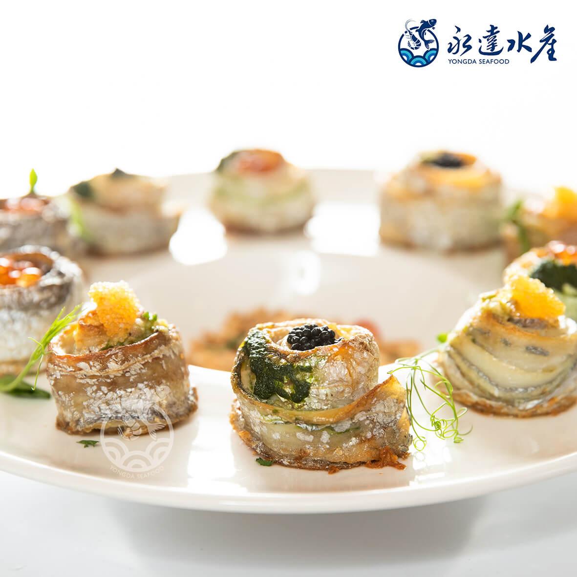 水產|海鮮|熱銷白帶魚卷|白帶魚卷|白帶魚|魚卷|魚