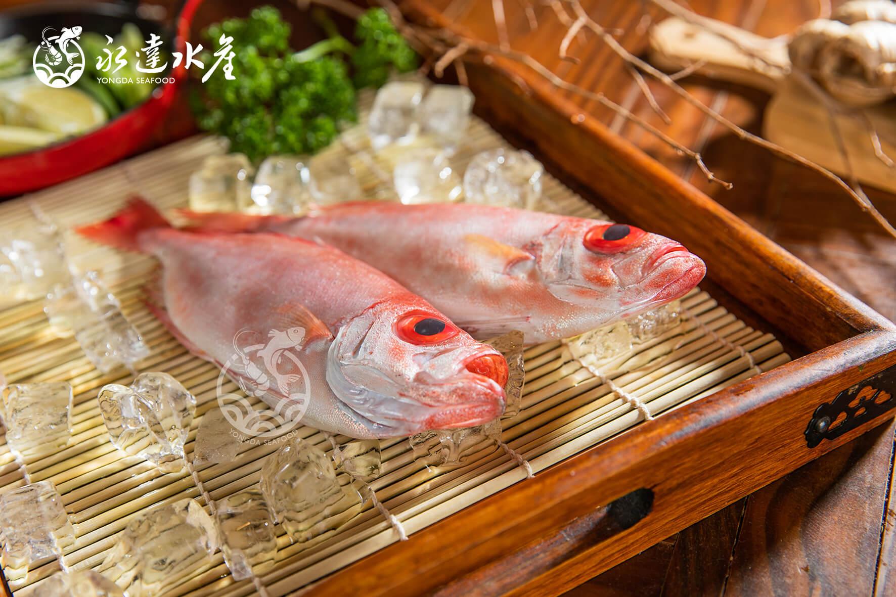 水產|海鮮|鮮凍野生紅目鰱|紅目鰱|剝皮魚|野生|魚肉|魚