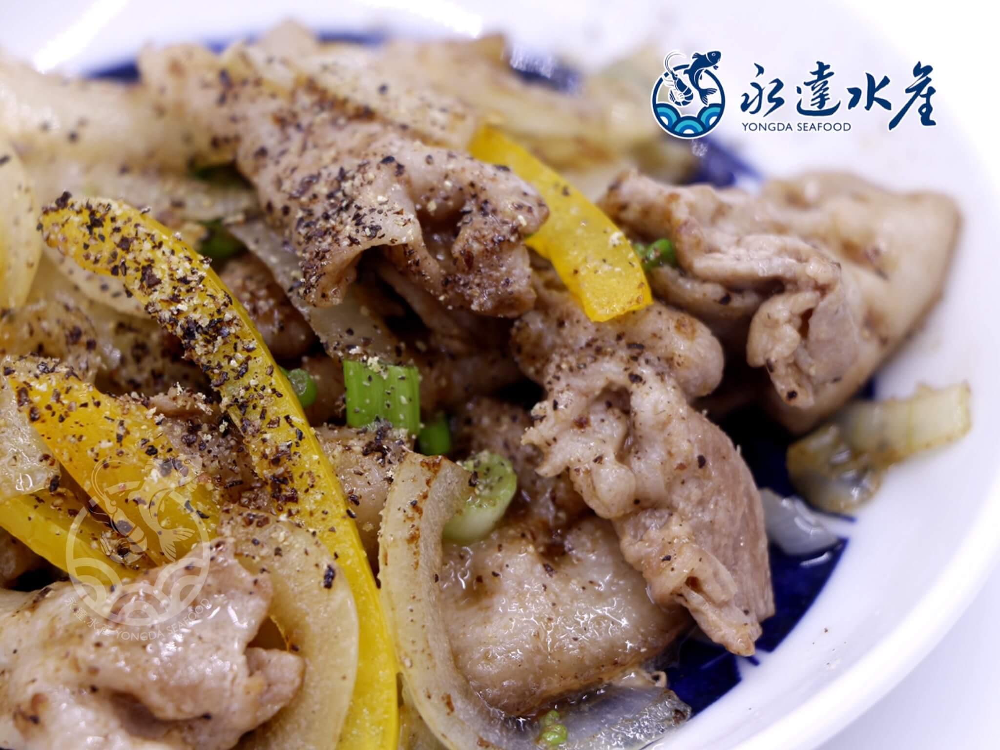 肉品|梅花豬燒烤片|梅花豬肉片|豬肉片|豬肉
