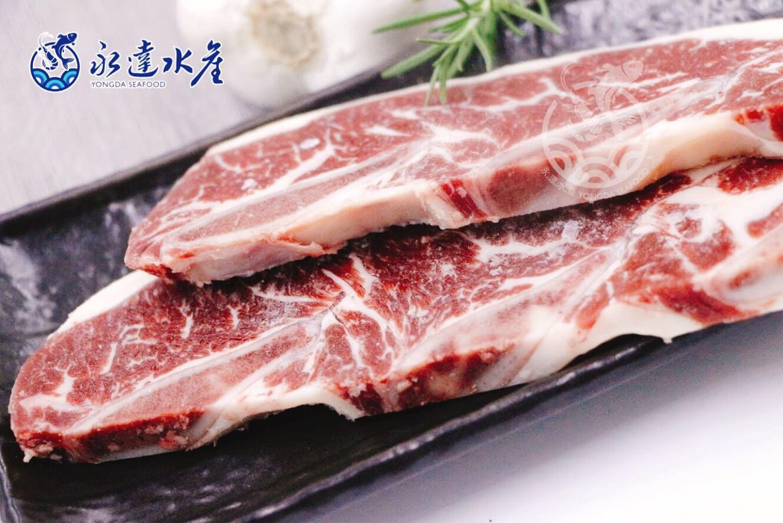 肉品|CHOICE美國帶骨牛小排|牛小排|帶骨排|牛排|牛肉