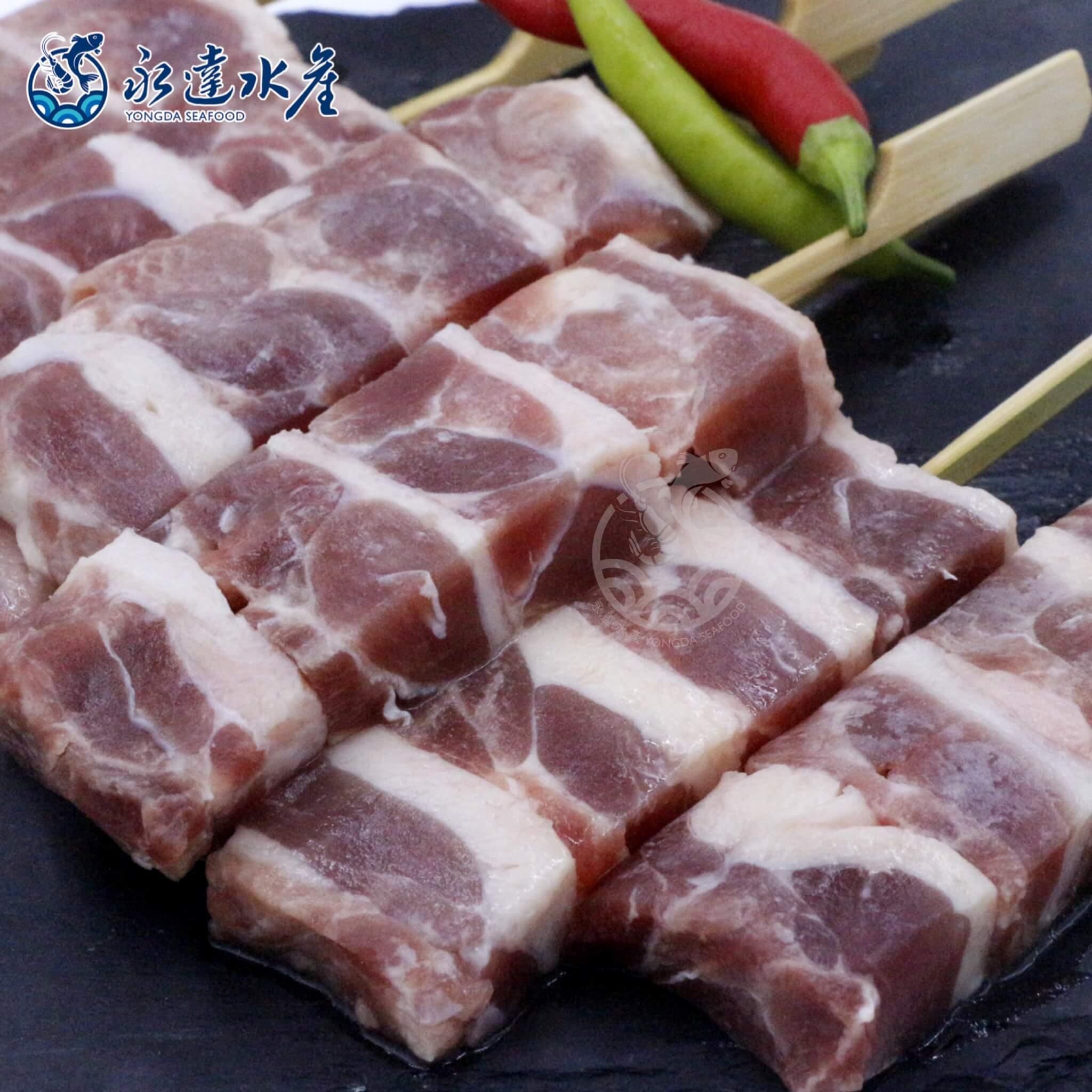 肉品|櫻桃鴨肉串|櫻桃鴨|肉串|鴨肉
