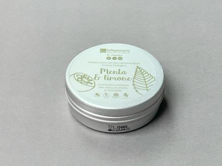 ChaseOrganic 天然選品La Saponaria 義大利有機護手霜-薄荷和檸檬優惠